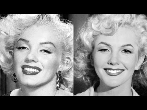 Marilyn Monroe make-up tutorial / Как сделать макияж как У Мэрилин Монро