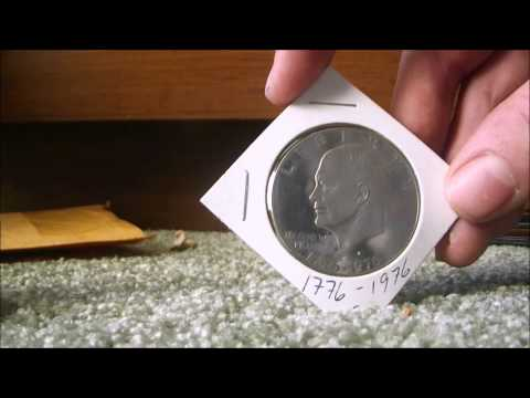 Silver Coin Unboxing from eBay