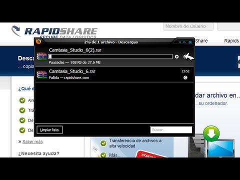 Descargar en RapidShare