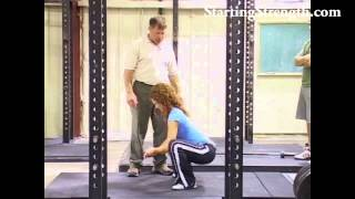 The Squat | Without the Bar - Starting Strength Method