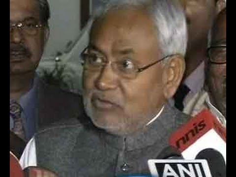 Nitish Kumar calls for Bihar bandh demanding special status for state
