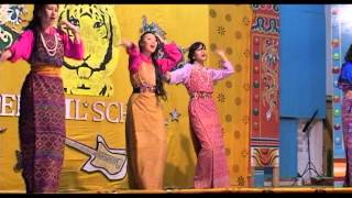 Pelkhil School Concert 2013 - Choe Thongmi Nimlay II
