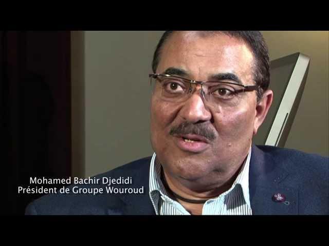 Teaser Oued Soud : parfums WOUROUD - Algérie-focus Tour 2014