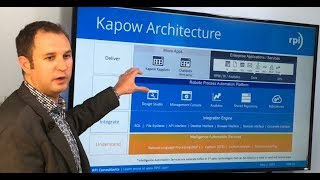 Automate Business Processes with Kofax Kapow Robotic Process Automation