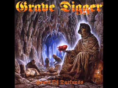 GRAVE DIGGER - Heart Of Darkness.