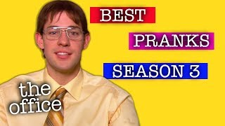 BEST PRANKS Season 3  - The Office US