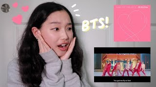 BTS - Boy With Luv ft. Halsey MV reaction + Map of the Soul: Persona album first listen
