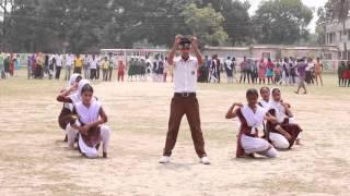 সাভার অধরচন্দ্র উচ্চ বিদ্যালয়ের জেগে ওঠ বাংলাদেশ ---- লাল সবুজের বিজয় নিশান নাচ