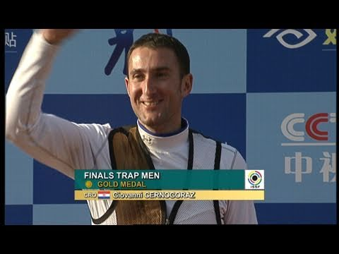 Finals Trap Men - ISSF World Cup Series 2011, Shotgun Stage 4, Beijing (CHN)