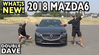 New Stuff with the 2018 Mazda6 on Everyman Driver