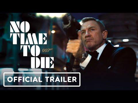 No Time To Die - Official Trailer 2 (2020) Daniel Craig, Rami Malek, Ana De Armas