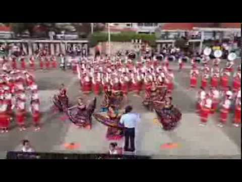 Chignahuapan 2013 Delfines Marching Band