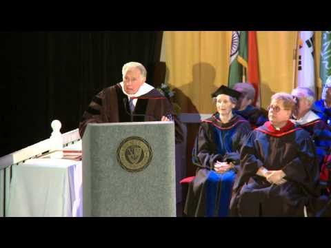 La Roche College 2013 Commencement Address by Martin Sheen