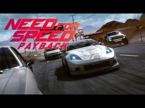 Превью Need For Speed Payback: Открытый Мир и Три Героя