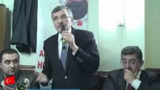 Zeytinburnu Belediye Başkanı Murat Aydın'la Akşam Çayı Nuripaşa Mahallesindeydi 2013