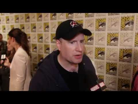 After the Panel: Kevin Feige On Fan Response During the Marvel Studios Panel at Comic-Con 2014