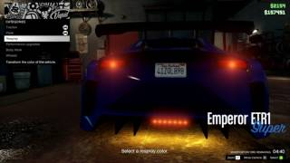 GTA 5 Online: How to always get Top Range Cars