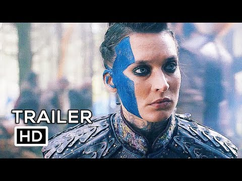 VIKINGS Season 5 Episode 1 Promo Trailer (2017) History TV Show HD, S05xE01