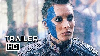 VIKINGS Season 5 Episode 1 Promo Trailer (2017) History TV Show HD, S05xE01