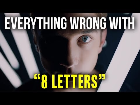 """Download Lagu  Everything Wrong With Why Don't We - """"8 Letters"""" Mp3 Free"""