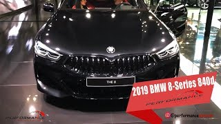 [So Excellent] 2019 BMW 8-Series 840d xDrive - Interior and Exterior Reviews
