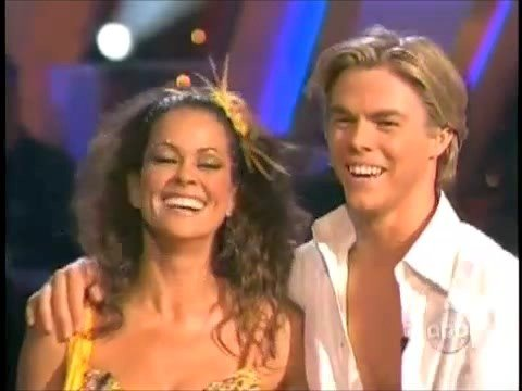Derek and Brooke Burke s Too Erotic Samba
