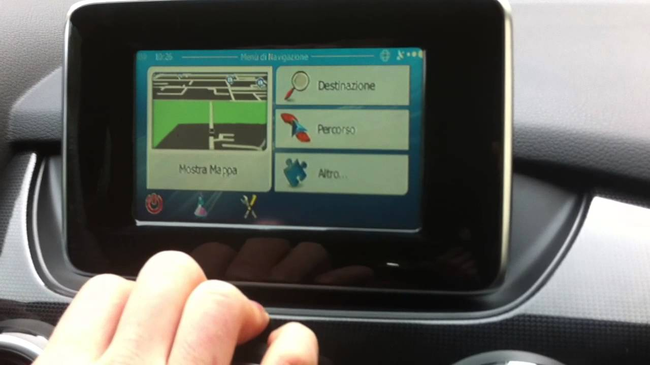 Mercedes B W246 Audio 20 E Tablet 5 8 Quot Navigatore Gps