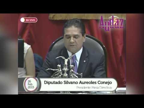 Silvano pide licencia a la Cámara de Diputados