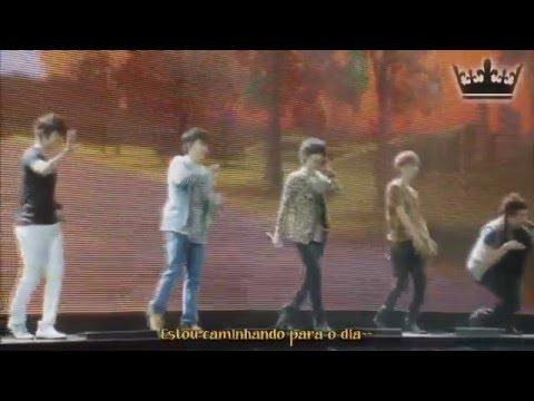 SS4 Super Junior Walkin Legendado PT-BR