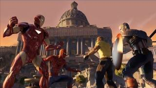 Marvel Ultimate Alliance 2 (PS3) Runthrough - Part 1 - [Anti]