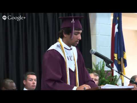 Nash Central High School Commencement Ceremony