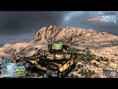 Battlefield 4 // TANK Montage by DaFroK