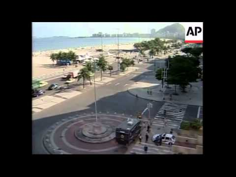 Rio gears up for start of carnival