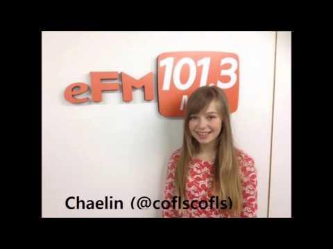 Connie Talbot Radio in Korea (AM 11.30) April 24th 2014