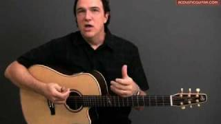 Acoustic Guitar Review - Seagull Peppino D