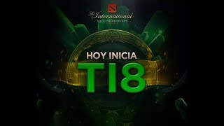 THE INTERNATIONAL 8 DÍA 1