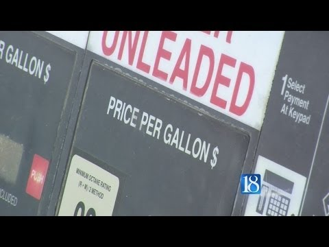 Spike in gas prices due to violence in Iraq
