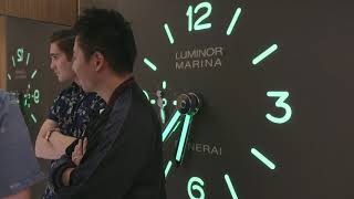 Panerai Watches & aBlogtoWatch At South Coast Plaza In California