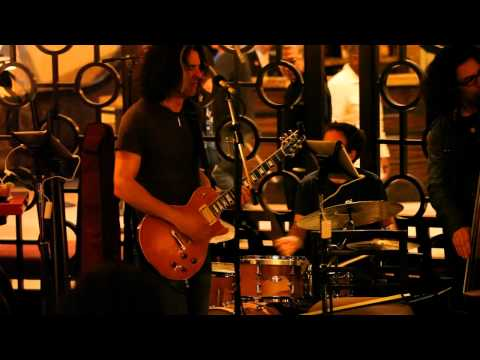 Alex Skolnick Trio performs Skol Blues with AmpKit during WWDC