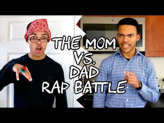The Mom Vs. Dad Rap Battle thumbnail