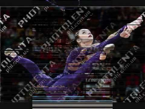 Anna Bessonova Hoop 2009 FULL VERSION