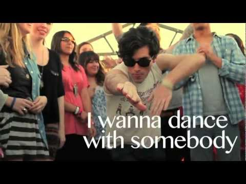 Allstar Weekend - Wanna Dance With Somebody OFFICIAL LYRIC VIDEO