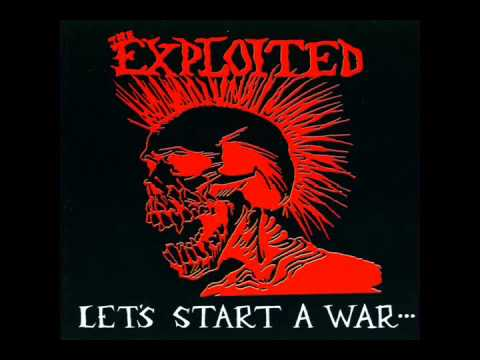 Exploited - Wankers