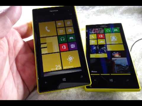 Nokia Lumia 720 + 520: Hands On The New Windows Phones