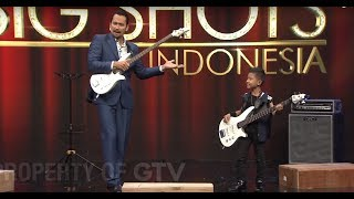 Download Lagu Diajarin Main Bass, Om Tora Sampai Melongo! | Little Big Shots Indonesia Eps. 6 (1/4) GTV 2017 Gratis STAFABAND