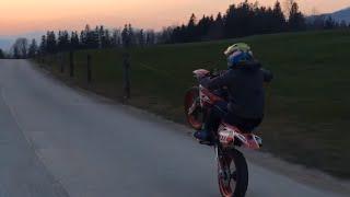 Honda crf150r | Supermoto ride