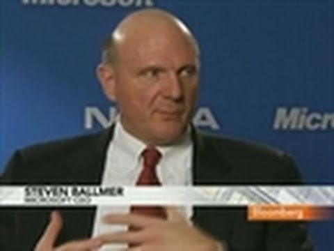 Ballmer Says Nokia Deal Will Give Microsoft `More' Share