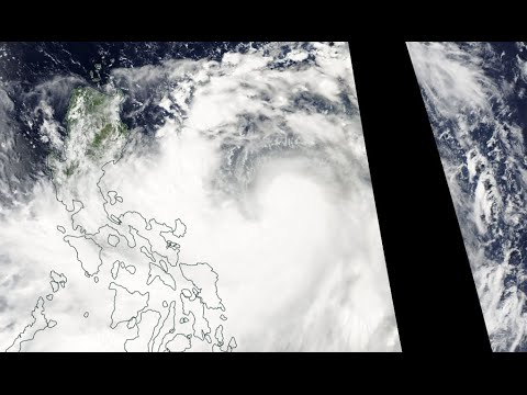 Typhoon Kalmaegi (Luis) heads for Luzon, PH - Update 2 (9/14/14)