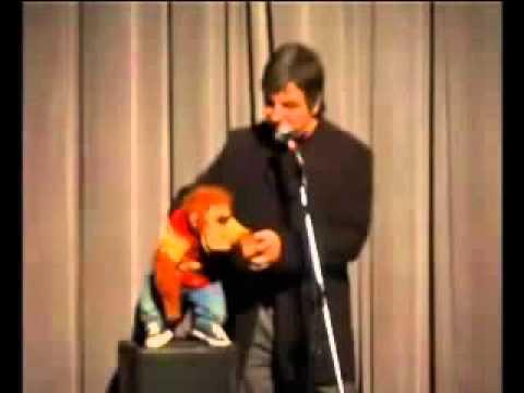 Mago Ventrilocuo - Juan Pablo y el Mono