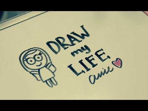 Draw my life: Anie ♥